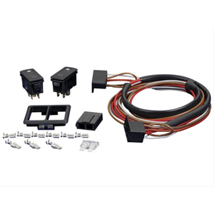 SPAL 2 SW FLUSH MNT ILLUM KIT