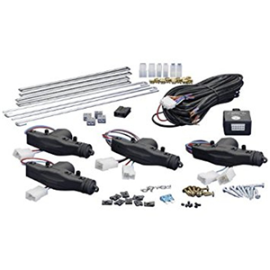 SPAL 4 DOOR POWER LOCK KIT