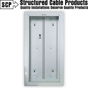 """SCP 28""""ENCL W/HINGE&LOCK COVER"""