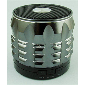 SHROX ALUM BT SPEAKERS ORG ICE