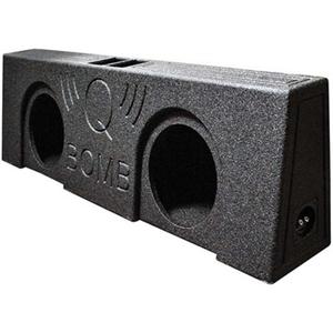 """QBOMB (2) 12"""" TRUCK BOX EACH"""
