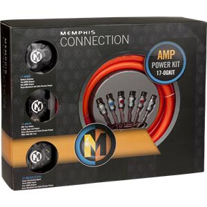 MEMPHIS 0ga AMP KIT W/ANL OFC