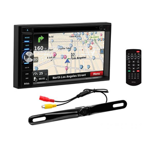 "BOSS.E 6.5""NAV/DVD/BT W/CAMERA"