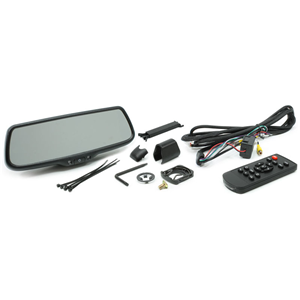 "ROS 7"" MIRROR 3VIDEO INPUTS"