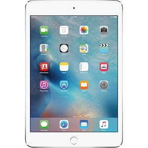 APPLE*IPAD MINI4 128GB SILVER