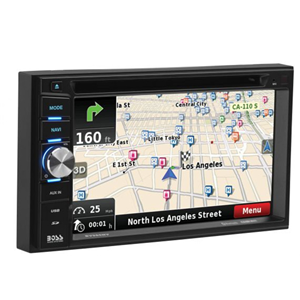 "BOSS.E 6.2"" NAV/DVD/BT/USB/SD"