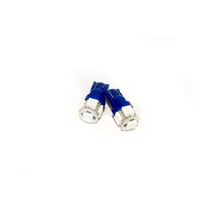 RS T10 LED REPL BULBS BLUE PR
