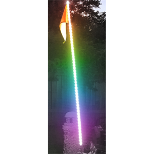 RS ATV WHIP ANTENNA RGB 6'
