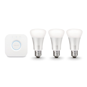 PHILIPS HUE A19 STARTER KIT 3G
