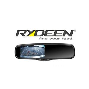 """RYD 4.3"""" AUTODIM MIRR 2VID IN"""