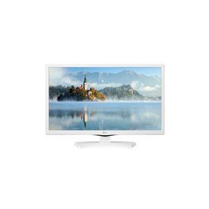 """LG 24"""" 720p EDGE 60Hz WHITE"""