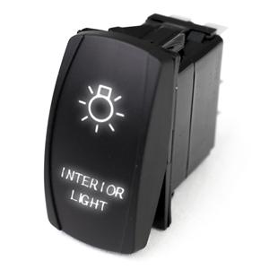 RS LED ROCKER INTER LIGHTS WH