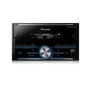 PIO DD DMR BT/USB/iP/AN/SHORT