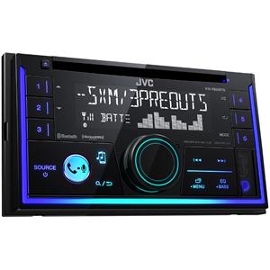 JVC DD CD/BT/SXM/USB/iP/AN/AUX