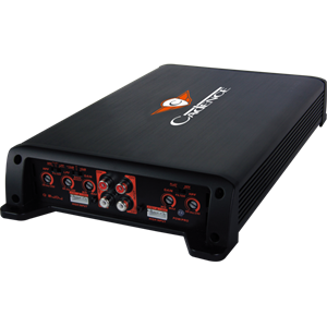 CADENCE 60Wx2@4ohm RMS AMP
