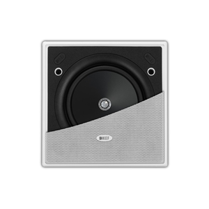 "KEF 5"" 80W IN-WALL SQUARE EA"
