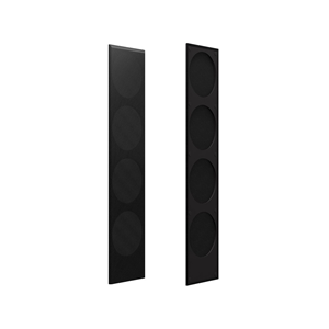 KEF OPTIONAL GRILL FOR Q750 BK