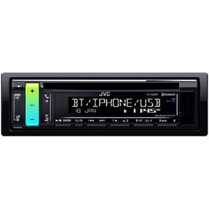 JVC*CD/BT/USB/iP/AN/AUX