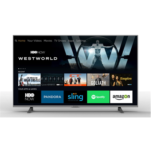"WESTINGHOUSE 43""4K AMAZON FIRE"