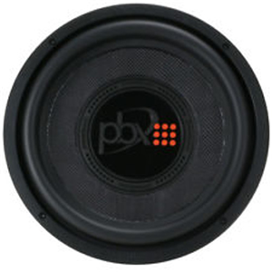 """PWB#12"""" 400W 4ohm SVC"""