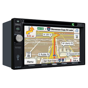 "JENSEN 6.2"" NAV/DVD/BT/SXM/iP/"