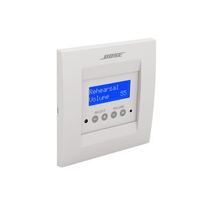 BOSE CC-16 WALL MNT ZONE CONTR