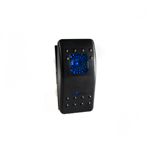 RS#LED ROCKER SWITCH W/USB