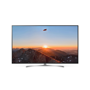 "LG 75"" 4K SUPER UHD AI THINQ"