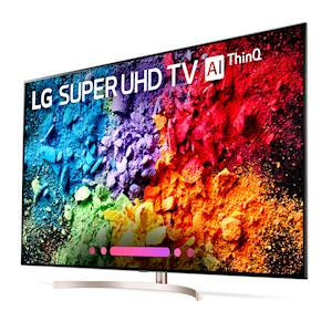 "LG 65"" SUPER UHD 4K THINQ AI"