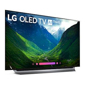 "LG* 55"" THINQ WiFi/BT AI a9 4K"