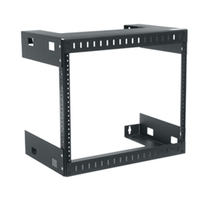 MA 8SP WALL MOUNT RACK