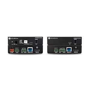 ATLONA# 4K HDR TX/RXW/IR RS232