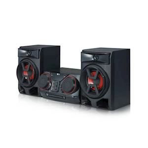 LG* 300W HIFI SHELF SYS BT/USB