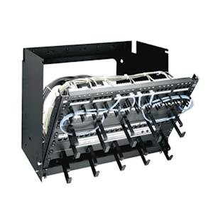 Pivot Panel Mount Rack