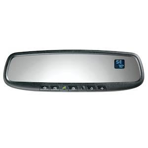 Gentex Auto-Dim Mirrors w/ Homelink