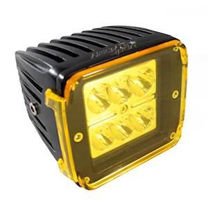 """RS 3X4"""" 24W 6-LED CREE CUBE"""
