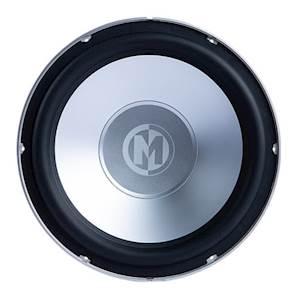"""MEMPHIS 10"""" 200W 4ohm DVC"""