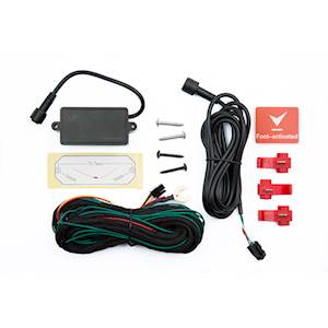 Foot Wave - Foot Activated Sensor System - Power Lift-Gate Accessory Add-On