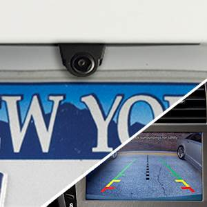Universal Mount Back-up Camera