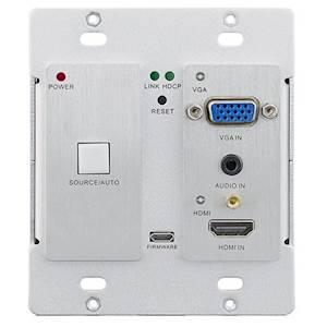 VWS-21T Wallplate HDBaseT Video Transmitter