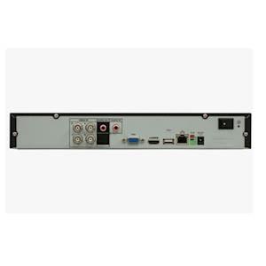 4 Channel 720P Mini 1U HD-AVS TRIBRID DVR