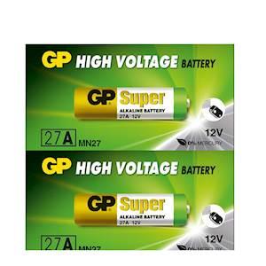 GP 27A Alkaline Battery - 5 Pack
