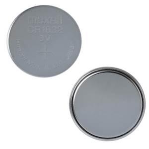 Maxell CR1632 3V Lithium Batteries (5 Batteries)