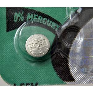 Maxell Silver Oxide Watch Battery SR621SW Low Drain - 5pack
