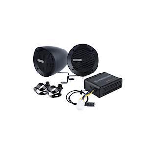 MXABMB2 - Black Bullet Style Powersports Speaker Kit