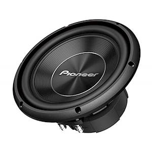 Pioneer 10-Inch Dual 4 Ohms Voice Coil Subwoofer - 1300W