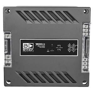 Banda 1200.4 Amplifier