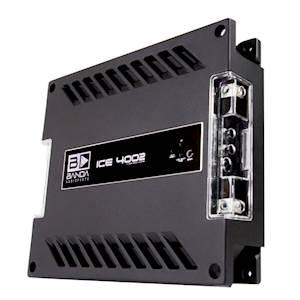 Banda ICE 4002 Amplifier