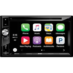 JENSEN* 6.2 DD/CARPLAY/NAV/DVD