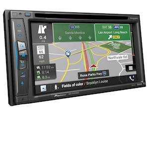 "PIO 6.2"" NAVI/DVD/BT/WCP/HD"